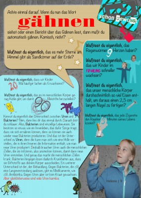 News 07 / Kinderzeitung 03
