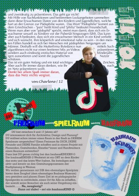 Kinderzeitung 08/19